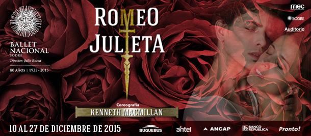 Tickantel - Comprá entradas por Internet para BNSodre Romeo y Julieta